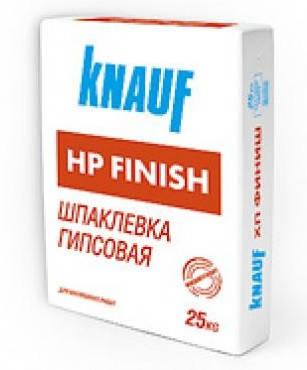 Шпаклевка КНАУФ HP Финиш 25 кг, фото 2