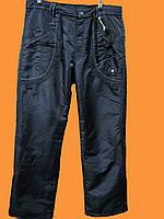 Утепленные плащевочные штаны для мальчика 14 лет 164 (Турция)