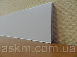 МДФ плинтус с пластиковым покрытием Сubu Flex 80мм.