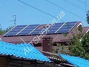 Автономная солнечная электростанция 6,5 кВт, г. Днепр 1