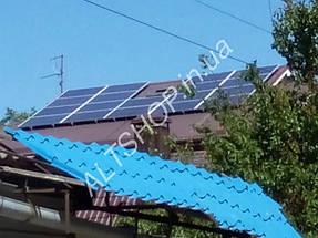 Автономная солнечная электростанция 6,5 кВт, г. Днепр 2
