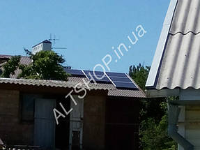 Автономная солнечная электростанция 6,5 кВт, г. Днепр 5
