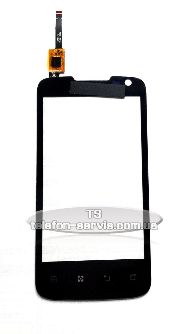 Сенсорный экран  Lenovo S560, черный