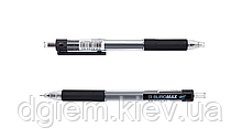 Ручка гелевая автоматическая TARGET черная