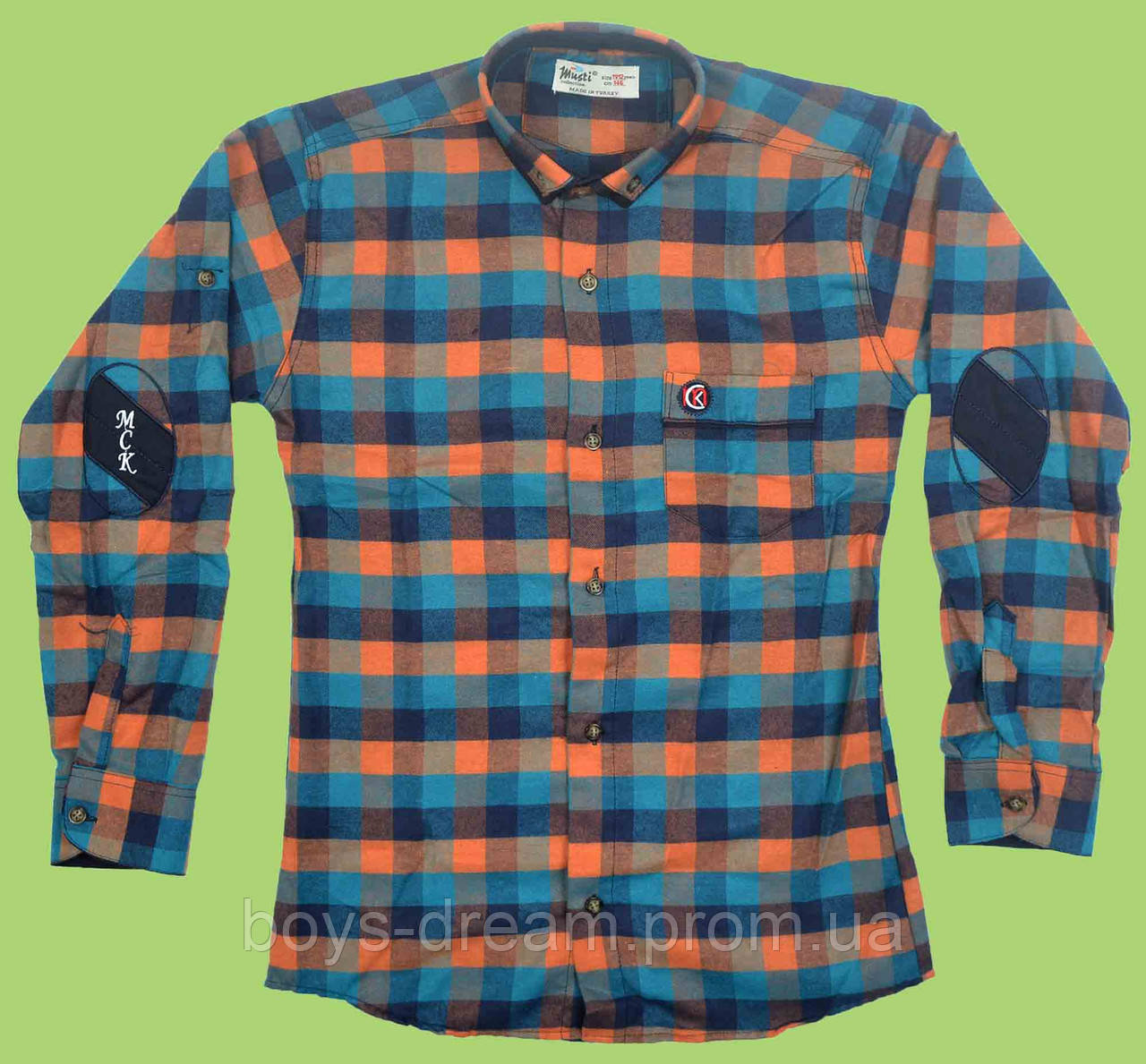 Рубашка для мальчика 11 лет Турция