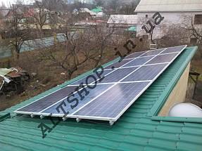 Автономная солнечная электростанция 4 кВт г. Днепр, Днепропетровская обл. 8