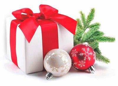 Хотите подарок к Новому Году?