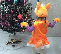 Детский карнавальный костюм лисичка, фото 3