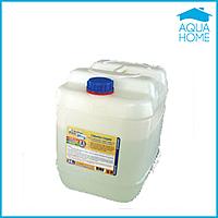 Химия для бассейнов Crystal Pool Chlorine Liquid ( 25 литров)