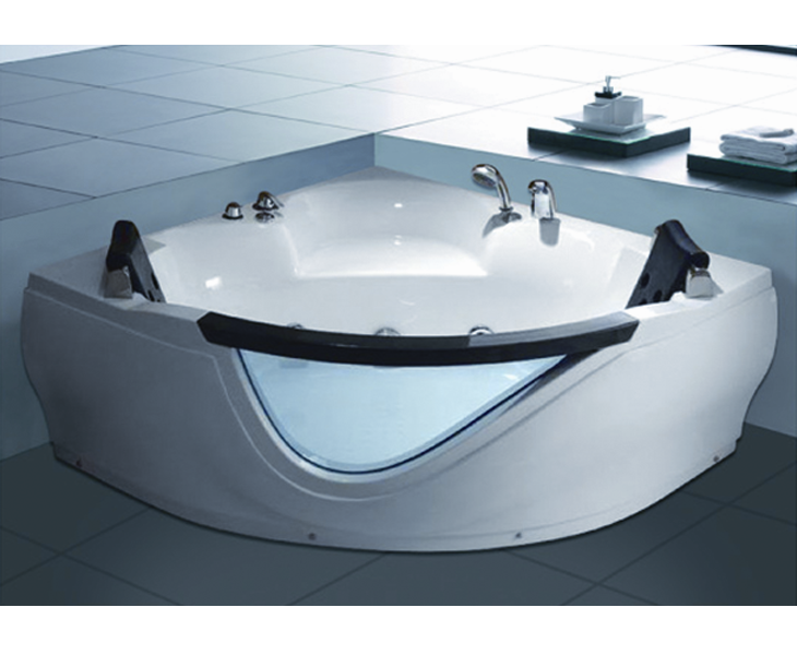 Гидромассажная ванна Golston G-1515S, 1500х1500х700 мм - интернет-магазин сантехники Aquastyle в Одессе