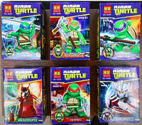 Конструктор Ninjas Turtle  10271-10275
