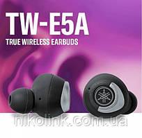 Навушники безпровідні Yamaha TW-E5A Black TWS