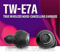 Навушники безпровідні Yamaha TW-E7A Black TWS