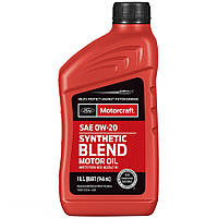 Моторне масло Ford Motorcraft Synthetic Blend 0W-20 0,946 л