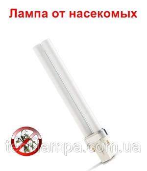 Ультрафиолетовая инсектицидная лампа к уничтожителю насекомых BL PL-S 9W Philips