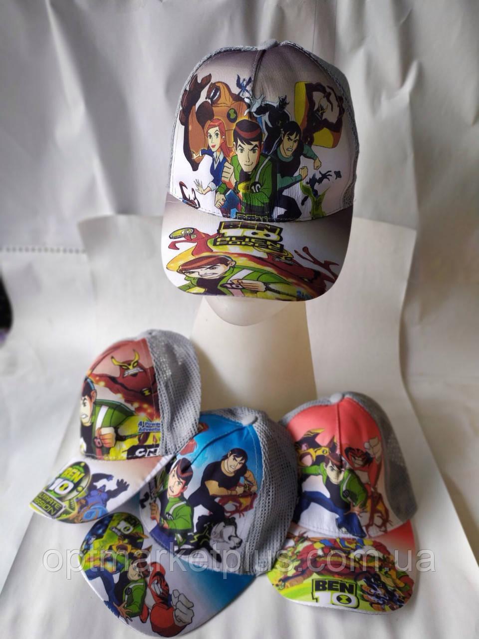 Кепки для хлопчиків (4-6 років) купити оптом від складу 7 км Одеса