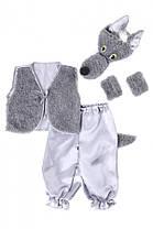 Костюм детский карнавальный волк, фото 3