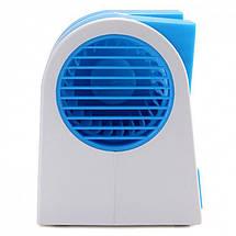 Мобільний кондиціонер Air Cooler, Портативний міні кондиціонер для дому, Переносний охолоджувач повітря USB, фото 2