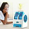 Мобільний кондиціонер Air Cooler, Портативний міні кондиціонер для дому, Переносний охолоджувач повітря USB, фото 5