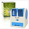 Мобільний кондиціонер Air Cooler, Портативний міні кондиціонер для дому, Переносний охолоджувач повітря USB, фото 6