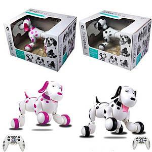 Робот-собака на радіокеруванні HappyCow Smart Dog Інтерактивна собака-робот