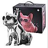 Портативная беспроводная Bluetooth Speaker колонка Aerobull BIG DOG S4, Переносная Usb-колонка собака FM радио, фото 6