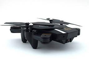 Радіокерований квадрокоптер з камерою Phantom d5hw, Літаючий селфи дрон c відеокамерою FPV, Wifi RC Drone, фото 2