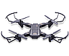 Радиоуправляемый квадрокоптер с камерой Phantom d5hw, Летающий селфи дрон c видеокамерой FPV, Wifi RC Drone, фото 4