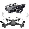 Радіокерований квадрокоптер з камерою Phantom d5hw, Літаючий селфи дрон c відеокамерою FPV, Wifi RC Drone, фото 5