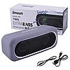 Беспроводная портативная Bluetooth Speaker колонка K8 EXTRA BASS, Переносная Usb-колонка с подсветкой FM радио, фото 6