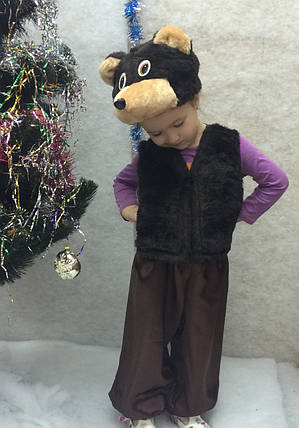 Карнавальный детский костюм мишка — купить в интернет магазине ... 29ab0946a6d