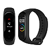 Фітнес браслет трекер Xiaomi mi band 4, Розумні спортивні сматр годинник для здоров'я з тонометром, крокоміром, фото 3