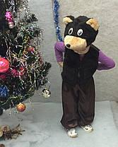 Карнавальный детский костюм мишка, фото 2