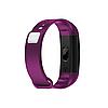 Фітнес браслет трекер Smart Band Y5, Розумні спортивні сматр годинник для здоров'я з тонометром, крокоміром, фото 2