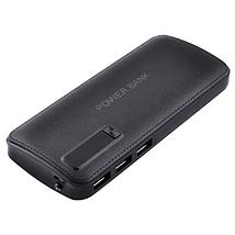 Универсальный мобильный PowerBank 20000mAh c фонариком, Портативное зарядное устройство для телефона Павербанк, фото 2