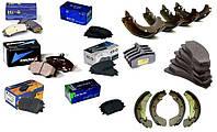 Колодка передняя торм. TOMEX Audi 80 100 82-93 Seat Cordoba 99-02 Toledo 91- VW Ca (толщина 19,2 мм)