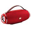Портативная беспроводная Bluetooth Speaker колонка JBL AK202, Аккумуляторная переносная Usb акустика, FM радио, фото 5
