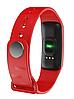 Фітнес браслет трекер Smart Band C1, Розумні спортивні сматр годинник для здоров'я з тонометром, крокоміром, фото 3