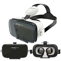 Віртуальні відео-окуляри Bobo VR Z4 з пультом джойстиком, 3D Шолом віртуальної реальності для смартфона,, фото 2
