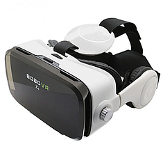 Віртуальні відео-окуляри Bobo VR Z4 з пультом джойстиком, 3D Шолом віртуальної реальності для смартфона,, фото 3