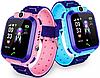 Дитячі розумні смарт годинник c GPS TD07, Smart baby watch з камерою, прослуховуванням, Годинник-телефон для, фото 3