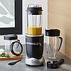 Кухонный блендер NutriBullet RX 1700W, Многофункциональный фитнес мини комбайн Нутрибуллет, Измельчитель, фото 4