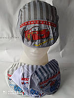 """Кепки для мальчиков """"утка"""" (3-5 лет) купить оптом от склада 7 км Одесса, фото 1"""