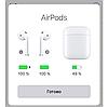 Навушники Apl AirPods 2, Бездротові bluetooth (блютуз) навушники для Iphone (Люкс копія 1в1) з кейсом, Білі, фото 4