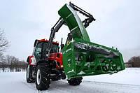 Плуг-снегоочиститель шнековый роторный Sipma (снегоуборщик)