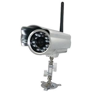 Камера Ip відеоспостереження LUX-J601-WS, Зовнішня, циліндрична відеокамера з ІЧ підсвічуванням, вулична IP66