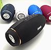 Портативна колонка Hopestar H20, Безпровідна, переносна Bluetooth акустика з мікрофоном, power bank, Mp3, фото 5