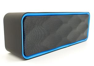 Портативна колонка SC211 Bluetooth, Безпровідна, переносна USB акустика з мікрофоном, Mp3, FM радіо, фото 2