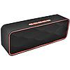 Портативна колонка SC211 Bluetooth, Безпровідна, переносна USB акустика з мікрофоном, Mp3, FM радіо, фото 4