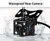 Автомобильный видеорегистратор зеркало дисплей DVR L9100, Авто двухкамерный регистратор в машину Full HD 1080p, фото 3